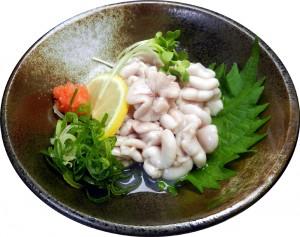 鱈の白子ポン酢